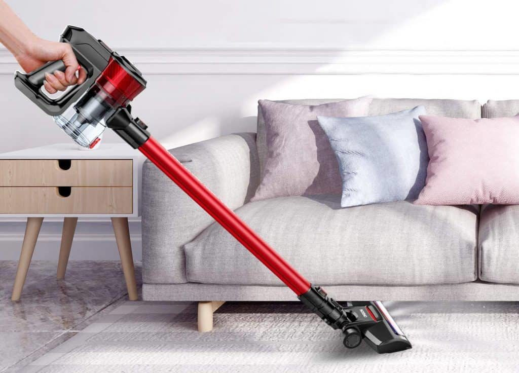 Cordless ONSON Stick Vacuum Cleaner
