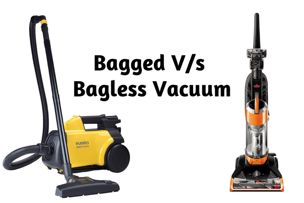 What Is The Difference Between Bagged and Bagless Vacuums?