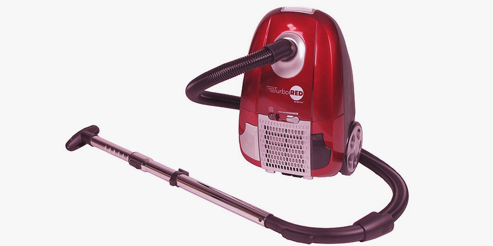best canister vacuums for long pet hair