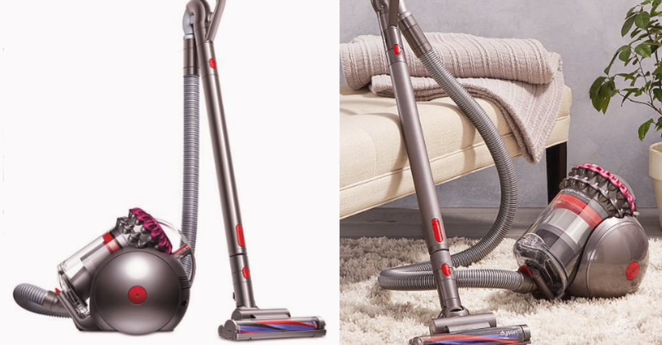 the best canister vacuum cleaner for pet hair
